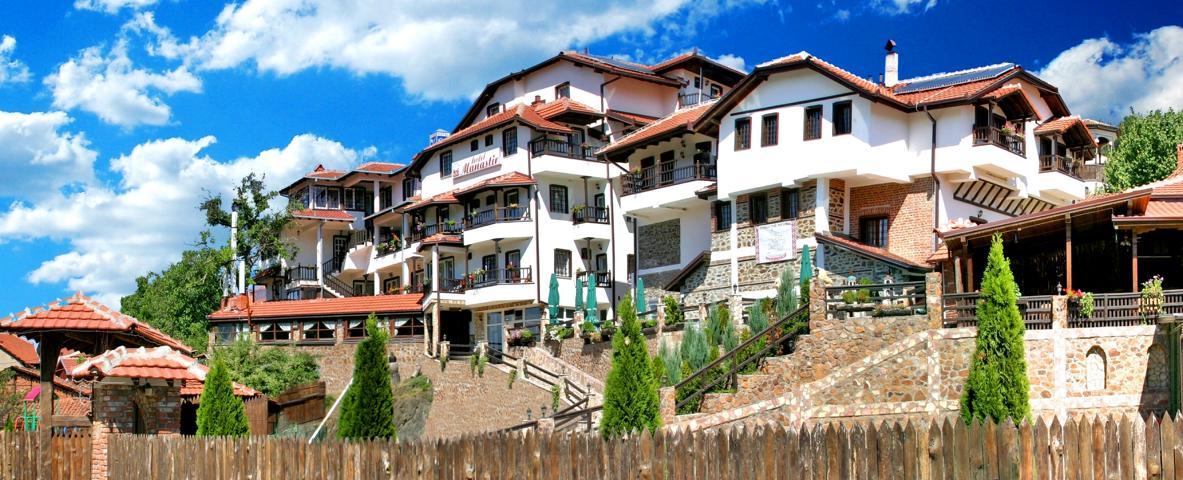 "Hotel ""Manastir"""